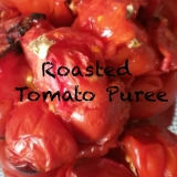 Roasted Tomato Puree