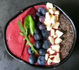 Beautiful Berry Smoothie Bowl